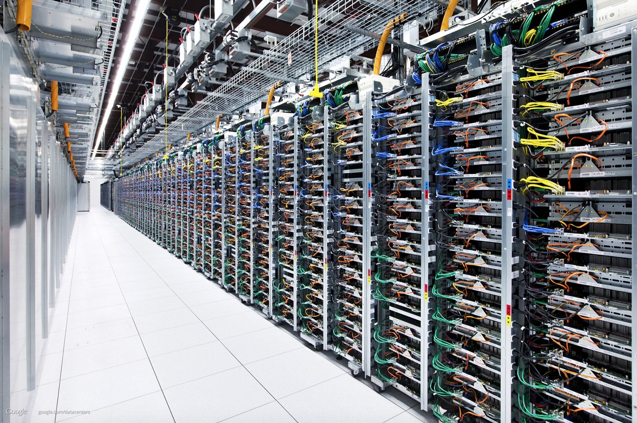 Sisi Istimewa Data Center Google, Pionir Data Center Terbaik